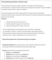 Example Of Career Aspiration 10 Career Development Plan Examples Pdf Word Examples