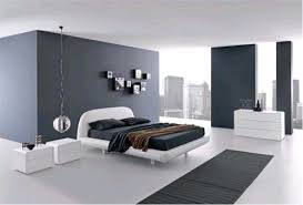 white room with black furniture. elegant black and white bedroom design inspiration room with furniture w