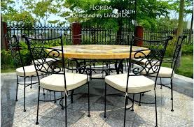 round outdoor table top round marble stone top patio outdoor mosaic table diy outdoor wooden table top