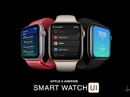 Smartwatch App Design Smart Watch User Interface Designs By Himan Goswami On Dribbble