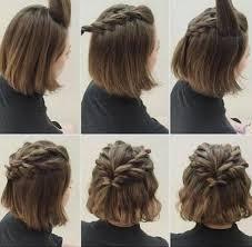 Этот идеальный вариант прически на длинные волосы подойдет в офис или для торжественного случая. Krasivye Legkie I Prostye Pricheski Na Srednie Volosy Na Kazhdyj Den Svoimi Rukami