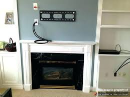 fresh tv mount above fireplace and mount above fireplace figure 1 on stacked stone with mounting lovely tv mount above fireplace