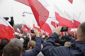 Znalezione obrazy dla zapytania marsz niepodległości 2018