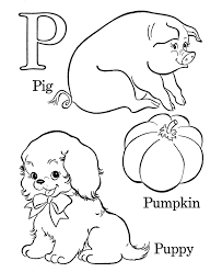 Small Picture letter k coloring pages click the letter p is for pizza coloring