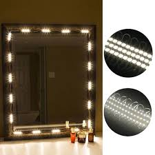 Diy Light Kit Mirror Light Kit Linkstyle 10ft Vanity Make Up Light Diy Led