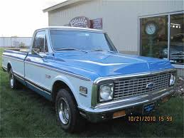 1972 Chevrolet Cheyenne for Sale | ClassicCars.com | CC-1027807