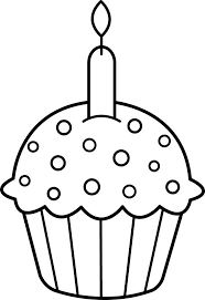 Minnie Mouse Cupcakes Coloring Pages