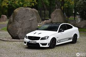 Mercedes-Benz PP-Performance C 63 AMG Coupé Edition 507 - 18 July ...