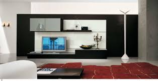 ... Wall Units, Charming Black Wall Units For Living Room Living Room  Storage Units Large Wooden ...