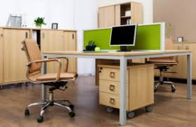 Image Low Cost Used Office Desk Furniture Dreamstimecom Used Office Desk Furniture Commerce Office Furniture