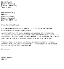 Resignation Letter: One Month Notice Period Resignation Letter To ...