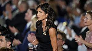 Noem moves staffer from office to ...