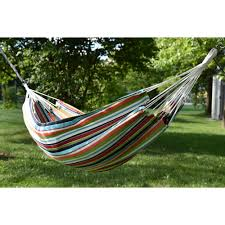 hammock without stand. Wonderful Stand Brazilian Sunbrella Double Hammock Without Stand In Carousel Confetti To Without Stand I