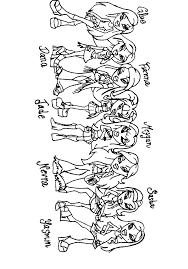 Small Picture BRATZ COLORING bratz coloring pages 37 kids printables bratz