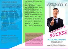 tri fold school brochure template 40 professional free tri fold brochure templates word psd