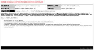 Medical Billing Supervisor Resume Sample Don't Help Your Kids With Their Homework - Slashdot sales supervisor ...