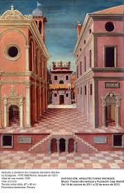 architectural paintings from renaissance to 18th century museo thyssen bornemisza and fundación caja madrid madrid