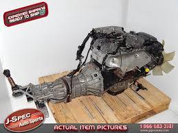 jdm jz jz m ge gte engine s j spec auto sports toyota supra 2jzge engine w58 5 speed transmission wiring harness ecu jza80