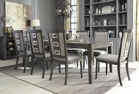 extendable dining room table by signature design by ashley. chadoni gray rectangular extendable dining table · 899687 899688 899689 room by signature design ashley r