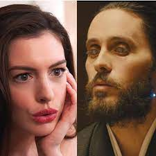 Jared Leto and Anne Hathaway will help ...