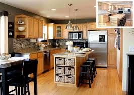 full size of kitchen kitchen wall paint colors with light oak cabinets best of 11