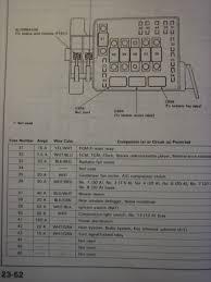 integra fuse diagram honda tech with regard to 1990 acura 90-93 integra fuse box diagram at 90 Integra Fuse Box