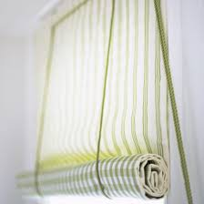 make a roll up blind ideal home