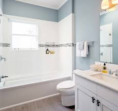 Small Blue Bathrooms Blue Bathroom Design Ideas Home Design Interior And Exterior