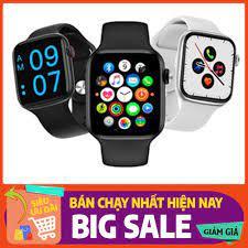 Đồng Hồ Thông Minh J9 Max Series 6 Kiểu dáng Apple Watch, Lắp sim nghe gọi  độc lập 2 chiều, Theo dõi nhịp tim, huyết áp chính hãng