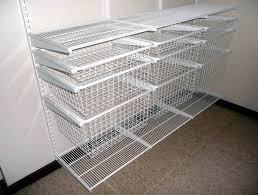 Wire Shelf Closet Organizer Home Design Ideas
