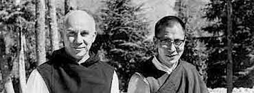Image result for thich nhat hanh and thomas merton