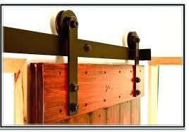 outside barn doors inspiration gallery from sliding door kit home depot white for cedar rough sawn