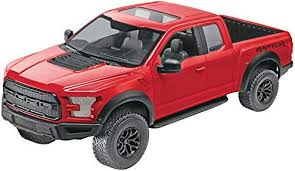 Amazon.com: Revell SnapTite 2017 Ford F-150 Raptor Pick Up Truck ...