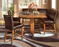 corner kitchen table enthralling booth dining room sets with in booth style dining set plan