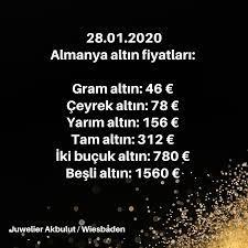Artı49 - Almanya güncel altın fiyatları | Fa