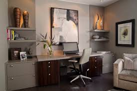 17 Gray Home Office Furniture Designs Ideas Plans Design
