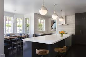 kitchen lighting ideas houzz. Wonderful Modern Kitchen Nook Breakfast Ideas Small Banquette Seating Houzz With Storage Bench Booth Brea Overhang White Solid Surface Bar Wooden Lighting
