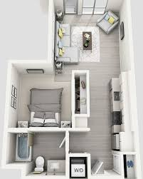 planos small apartment plans small