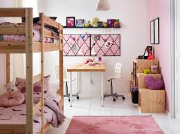 ikea bedroom office. Adorable IKEA Bedroom For Girl Ikea Girls DRK Architects Office