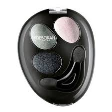 deborah milano super trio hi tech eye shadow 01 ethereal smoky 4 3 g