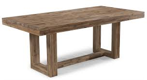 Driftwood Dining Table Base Ideas