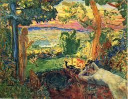 pierre bonnard earthly paradise oil on canvas 1920