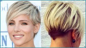 New Short Haircuts 330641 13 Short Haircuts For Thick Hair 2018