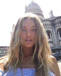 martha hunt martha hunt couldn t look more gorgeous even if she tried in this sunlit shot made in paris she does look like a real angel