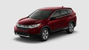 2017 Honda CR-V Basque Red