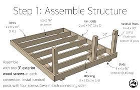 diy playhouse plans step 1