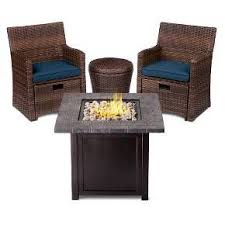 small space patio furniture sets. Halsted 5-Piece Wicker Small Space Patio Furniture Set - Threshold™ : Target Sets I