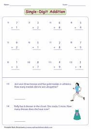 First Grade Math Worksheets for 1st Grade Teachers additionally Adding and Subtracting Single Digit Numbers  A    Kid Stuff furthermore Math Fluency further Single Digit Addition Worksheets as well Single Digit Addition Matching Game   Game   Education together with First Grade Math Worksheets for 1st Grade Teachers moreover Grade 1 Subtraction Printable Maths Worksheets and Exercises as well  further Excel  practice math 2nd grade  Nd Grade Math Worksheets Posts also Free math worksheet printables   Education   Pinterest   Free math in addition Fall Worksheets   Math. on 1st grade math worksheet single digit
