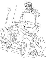 Feel free to print and color from the best 33+ motorcycle coloring pages at getcolorings.com. Free Printable Motorcycle Coloring Pages For Kids