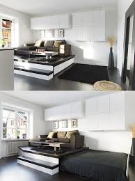 image space saving bedroom. Space Saving Beds \u0026 Bedrooms - Raising The Room Above Bed, Rather Than Bed Room. Image Bedroom V